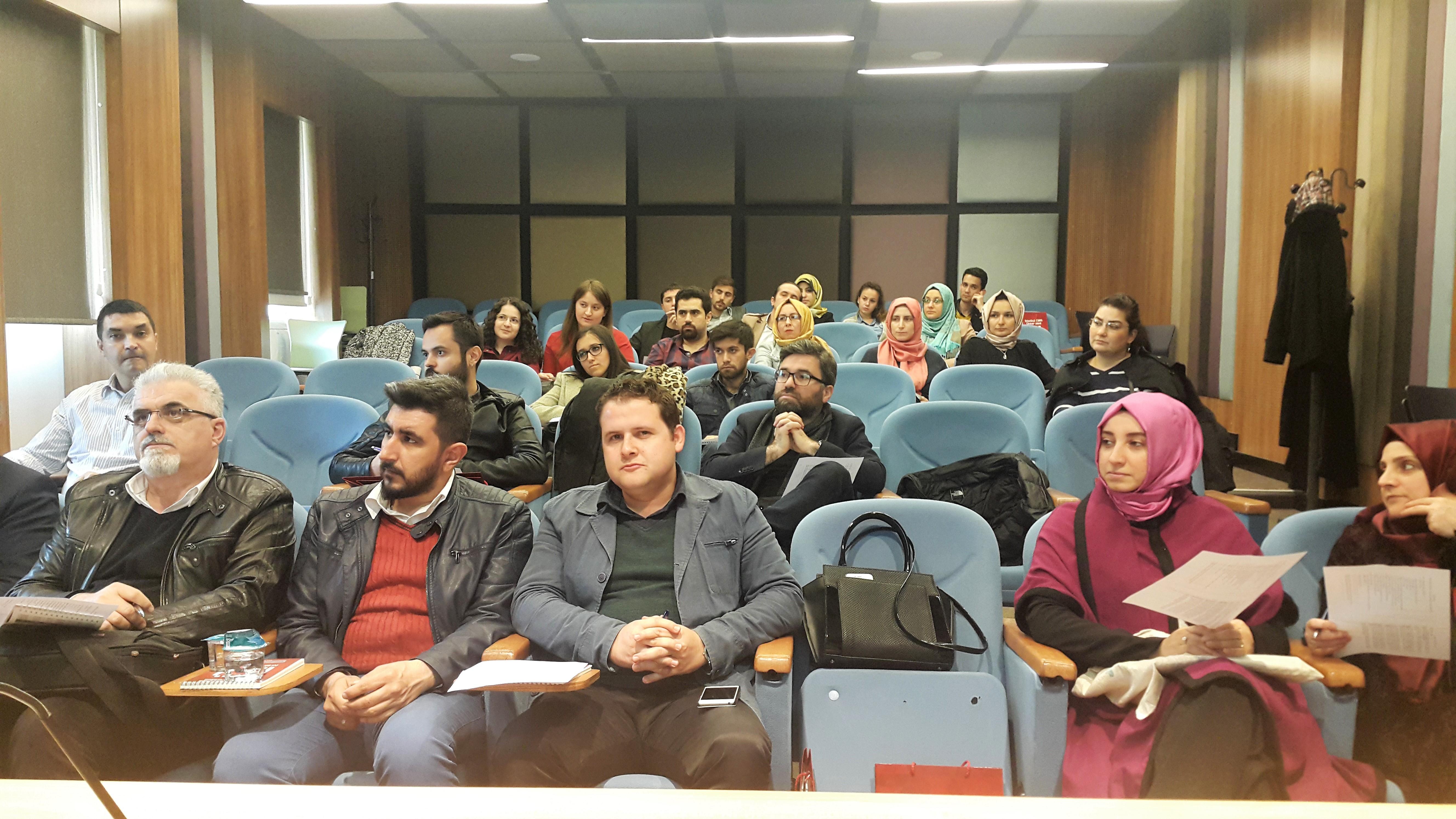 31. YADOT Çalışma Toplantısı, İstanbul Sabahattin Zaim Üniversitesinde gerçekleştirildi. - Haberler - YADOT | Yabancı Dil Olarak Türkçe Eğitim Derneği