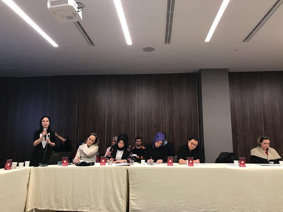 32.YADOT Çalışma Toplantısı İbn Haldun Üniversitesinde gerçekleştirildi. - Çalıştaylar - YADOT | Yabancı Dil Olarak Türkçe Eğitim Derneği