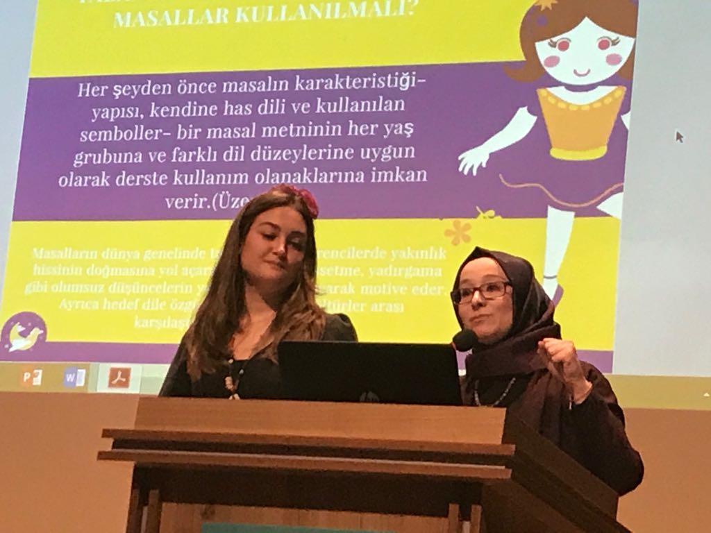 33.YADOT Çalışma Toplantısı Biruni Üniversitesinde gerçekleştirildi. - Haberler - YADOT | Yabancı Dil Olarak Türkçe Eğitim Derneği