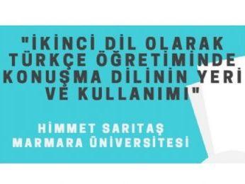 Yönetim Kurulu üyemiz Himmet Sarıtaş Bilgi TÜRMER'de konuştu.