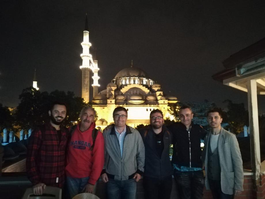 Yönetim Kurulumuz iftarda bir araya geldi - Haberler - YADOT | Yabancı Dil Olarak Türkçe Eğitim Derneği